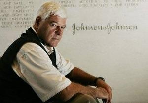 Гендиректор Johnson & Johnson піде у відставку