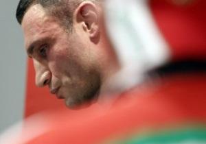 Менеджер Кличко признал, что Виталий может завершить карьеру в этом году