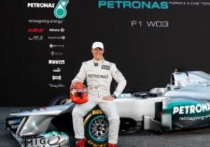 Фотогалерея: Колесница для Шумахера. Новый болид команды Mercedes