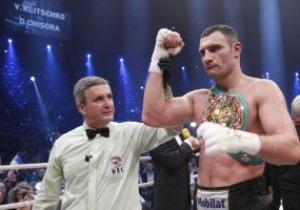 Виталий Кличко сможет приступить к тренировкам через полтора-два месяца