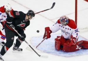 NHL: Аутсайдер Восточной конференции разгромил Вашингтон Кэпиталс