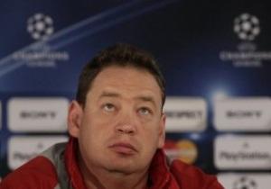 Тренер ЦСКА: Наша цель – выбить из Лиги Чемпионов Реал, а потом Барселону