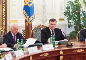 Спікер Думи може порушити газове питання під час зустрічі з Януковичем і Азаровим