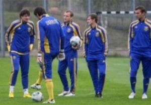 СМИ: Накануне Евро-2012 Украина сыграет с Турцией