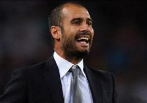 Гвардиола назвал позором 10-очковое отставание Барселоны от Реала