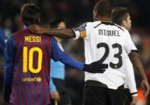 Давно забытая манита: Барселона отгрузила Валенсии 5 голов