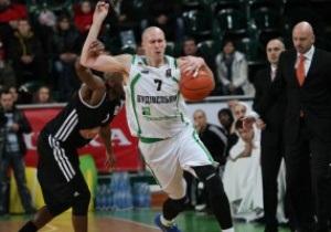 Кубок Суперлиги: Будивельник побеждает в Донецке и выходит в Финал четырех