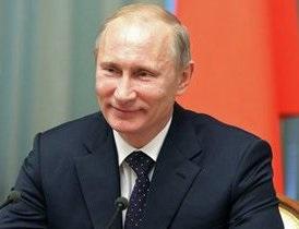 У Санкт-Петербурзі ювеліри покажуть золотий бюст Путіна вагою 16 кілограмів