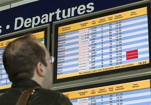 Из-за забастовки в аэропорту Франкфурта отменили сотни рейсов