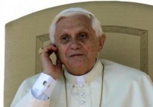 Президент испанского футбольного клуба назвал Папу Римского Бенито XVI
