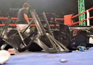 Избиение филиппинского боксера аргентинскими фанатами вызвало дипломатический скандал