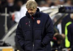 Наставник Арсенала: Мы выглядели беспомощно как в атаке, так и в защите