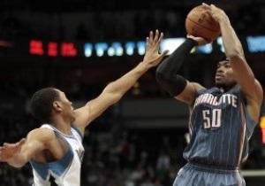 NBA: Шарлотт потерпели шестнадцатое подряд поражение
