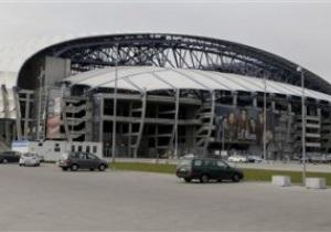 Стадион Евро-2012 в Познани продает свое название