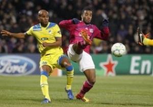 Лига Чемпионов: Лион минимально побеждает АПОЭЛ