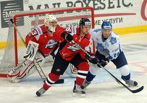 Сокол переиграл Донбасс и досрочно обеспечил себе победу в регулярном чемпионате
