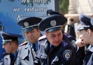 Во время Евро-2012 украинские милиционеры будут работать в три смены