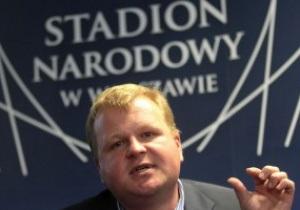 Директор арены Евро-2012 в Варшаве подал в отставку