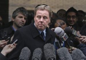 СМИ: Реднапп будет стоить английской федерации 26 миллионов фунтов