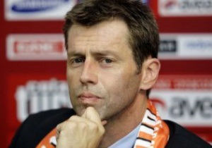 Герта отправила в отставку тренера, назначенного менее двух месяцев назад