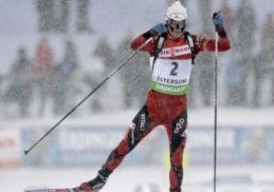 Контиолахти: Бьорндален выиграл первую гонку в сезоне, Семенов финишировал во второй десятке