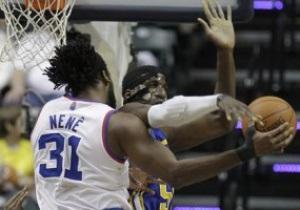 NBA: Денвер одолел Индиану, а Даллас добыл победу лишь во втором овертайме