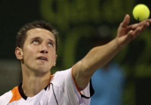 Теннис: Украина обыграла Монако