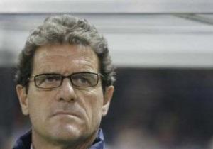 Каннаваро: Я не удивлен решением Капелло уйти из сборной Англии