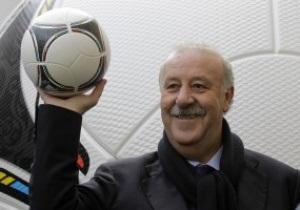 Дель Боске: Сборная Испании будет моей последней командой