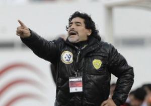 Марадона угрожает покинуть Аль-Васл