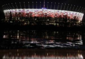 Запланированный на 11 февраля первый матч на стадионе в Варшаве отменен