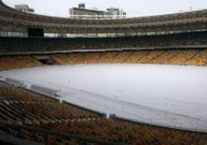 Специалист Динамо: Газон НСК Олимпийский способен выдержать 40-градусный мороз