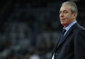 Тренер сборной Украины по футзалу: В матче с Хорватией нас подвела реализация