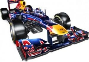 Команда Red Bull презентовала болид 2012 года