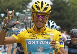 Испанский велогонщик Контадор лишен звания победителя Тур де Франс