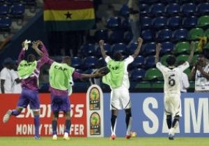 Кубок Африки: Определились полуфиналисты турнира