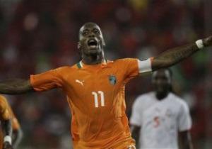 Кот-д'Ивуар и Замбия пробились в полуфинал Кубка Африки