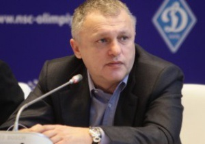 Президент Спартака: Суркис и Ахметов против объединения чемпионатов Украины и России