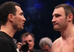 Спарринг-партнер братьев Кличко рассказал, чем Владимир сильнее Виталия