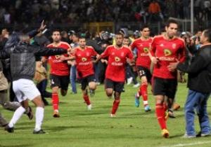 Аль-Ахли снялся с чемпионата Египта