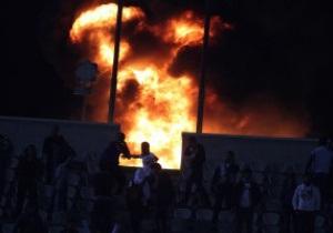Матчи Кубка Африки начнутся с минуты молчания по погибшим в Египте