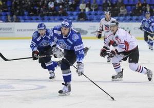 Львовские хоккеисты сенсационно обыграли Донбасс, Сокол уходит в отрыв