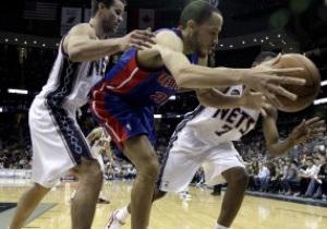 NBA: Нью-Джерси переиграл Детройт, Юта уступила Клипперс