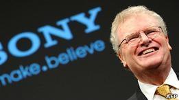 Японская корпорация Sony меняет руководителя