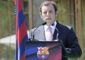 Президент Барселоны: В нынешнем сезоне арбитры не находятся на должной высоте