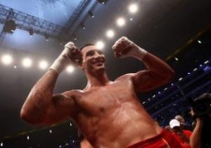 Владимир Кличко проиграл в голосовании по выбору лучшего боксера 2011 года