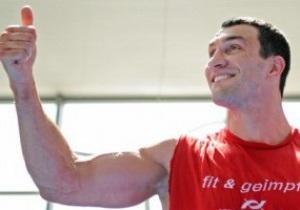 Владимир Кличко собирается побить Поветкина в Киеве уже в 2012 году