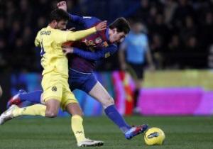 Игроки Барселоны пожаловались на судейство