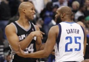 NBA: Даллас и Сан-Антонио набрали 201 очко на двоих