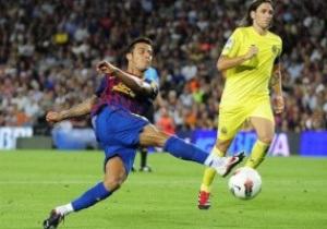 Ла Лига: Барселона отпускает Реал в отрыв